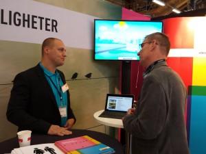 KreGIS VD samtalar med Markus Rönnholm från Projektengagemang